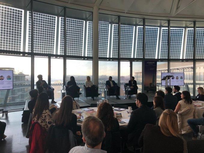 London & Partners Vertis Media Launch Event