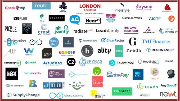 Vertis Media London & Partners Logo
