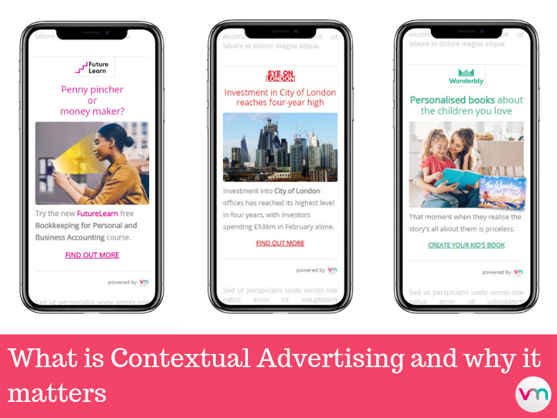 examples of contextual advertising